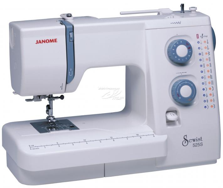 Janome 40 S Tubli Rätsep Inspiration Janome 525s Sewing Machine Review