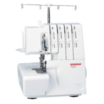 Overlock sewing machines